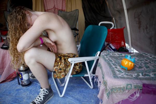 Camp single lesbian women