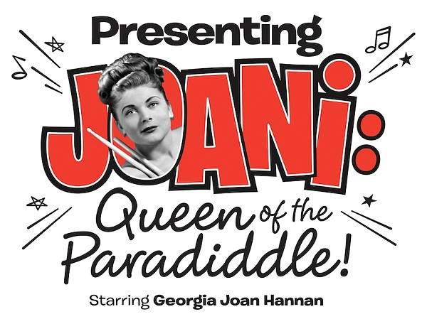 Joani: Queen Of The Paradiddle